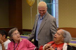Activities Director at Cobb Retires