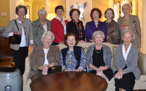A.G. Rhodes Board of Managers Past Presidents