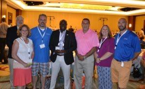 Deke awarded Leadership in Excellence