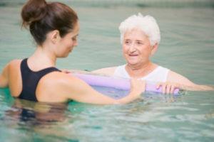 senior aquatherapy program
