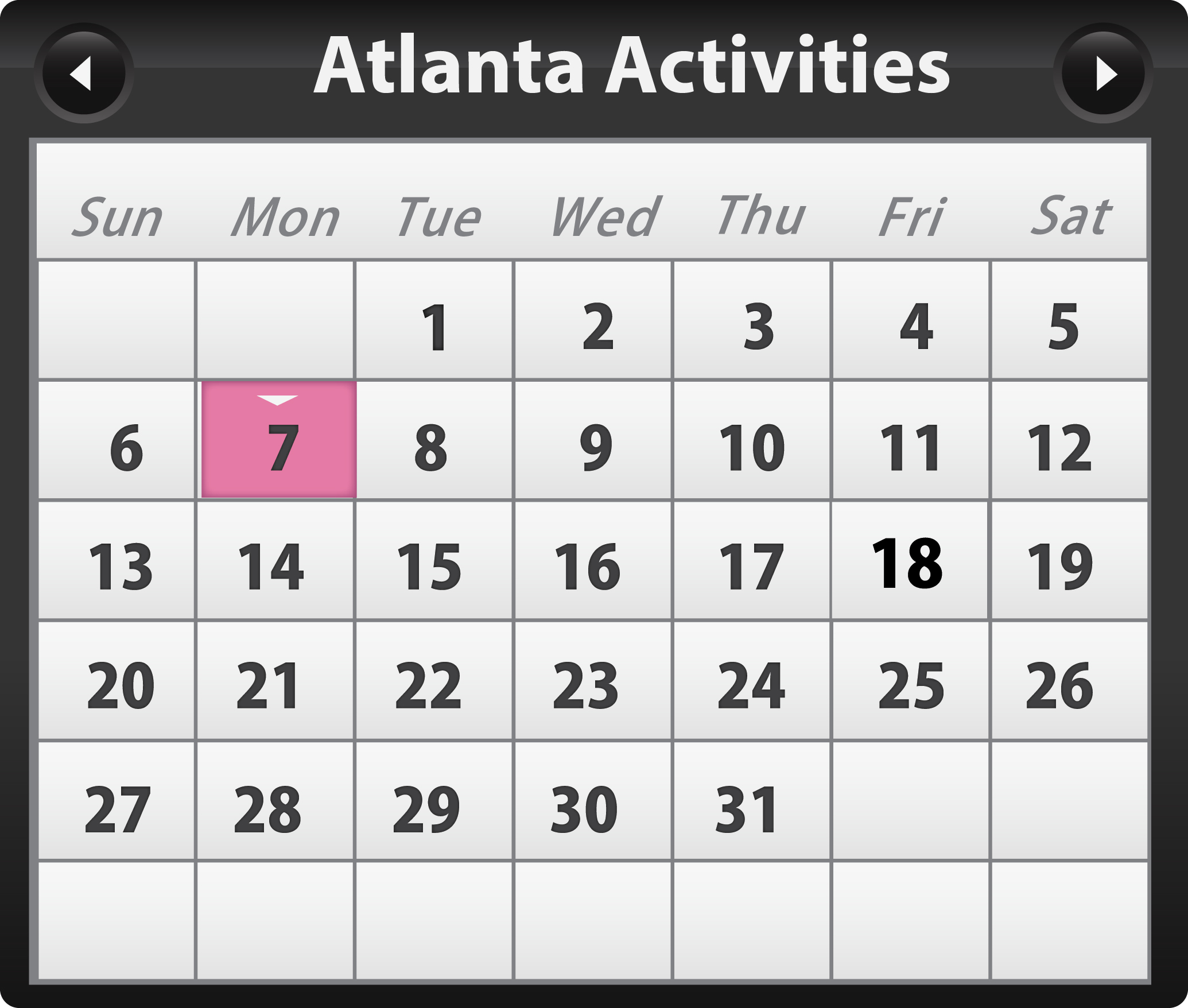 Senior Activities in Atlanta GA