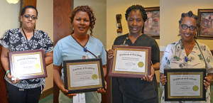 Nursing Home Week-WW winners-May 2016