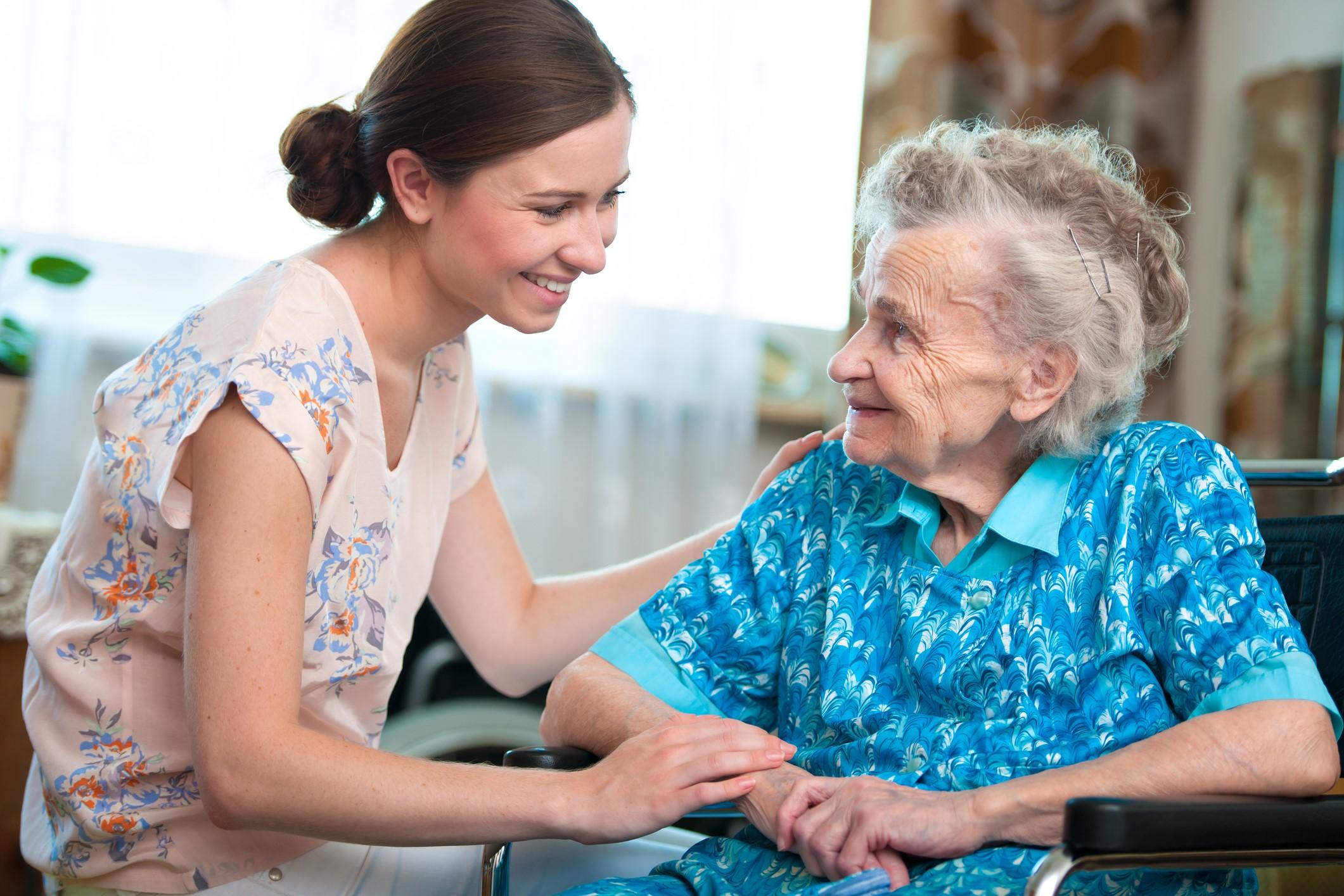 Non-profit nursing homes offer advantages