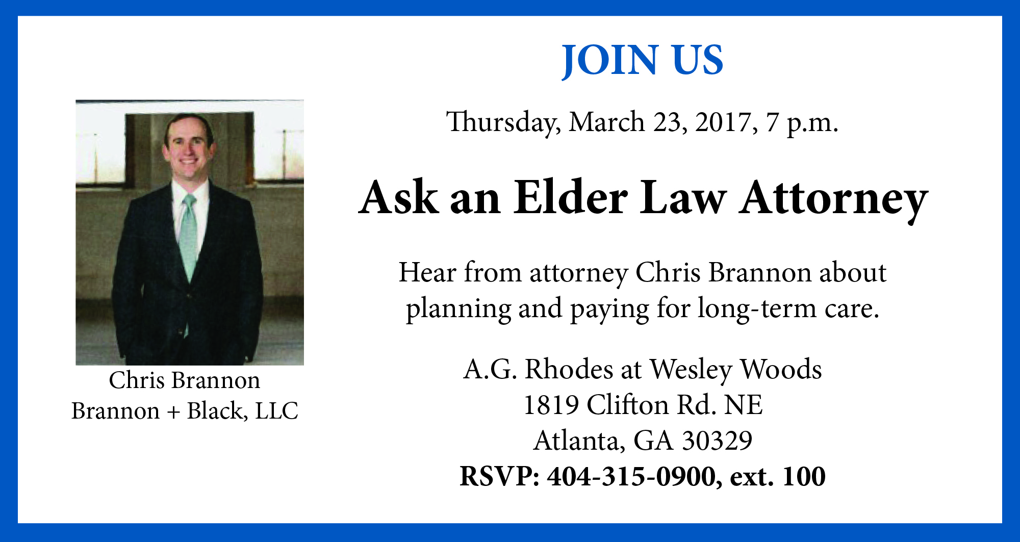 Ask and Elder Law Attorney