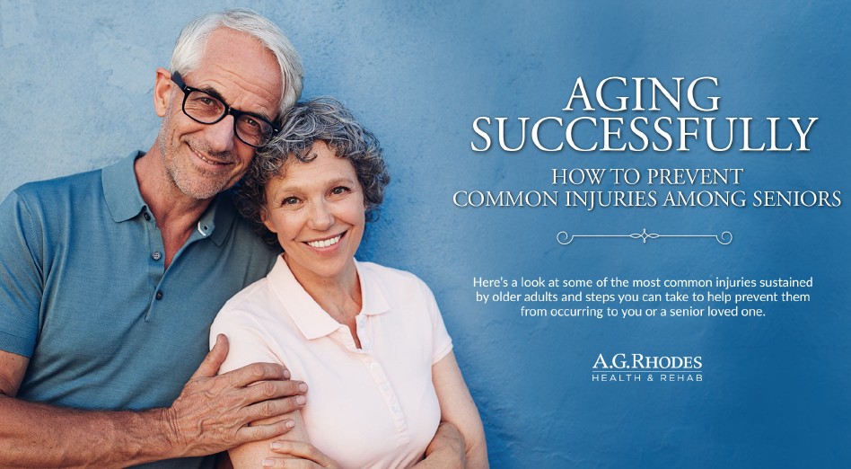 Aging Successfully | A.G. Rhodes