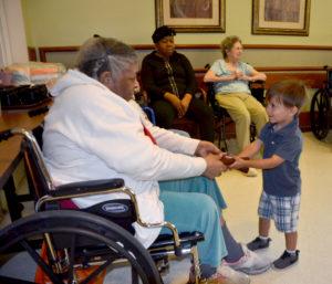 Volunteer Spotlight: The Polite Family, A.G. Rhodes