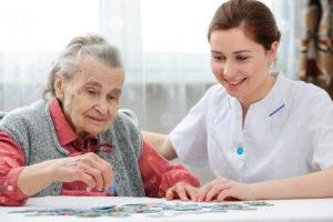 Dementia Care in Atlanta GA | A.G. Rhodes Health & Rehab