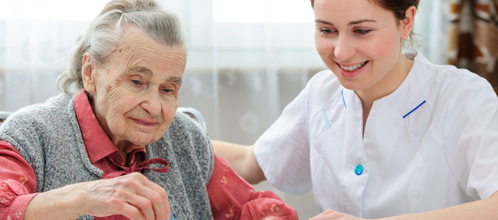 Dementia Care in Atlanta GA | A.G. Rhodes Health & Rehab
