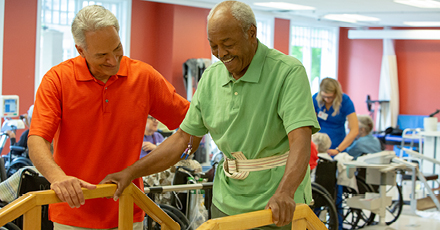 Senior Rehabilitation Services Atlanta
