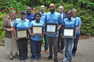 2018 Nursing Home Week Awards, A.G. Rhodes