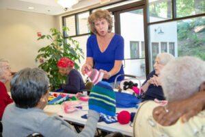 Volunteer Spotlight: Anita Jansen, A.G. Rhodes
