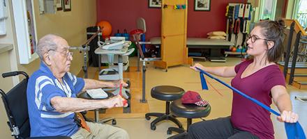 senior short-term rehabilitation services