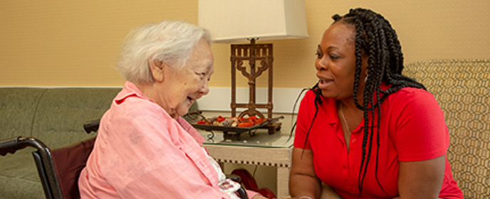 long-term senior care