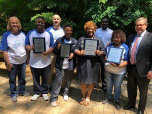 2019 Nursing Home Week Awards, A.G. Rhodes