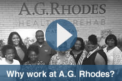 Benefits, A.G. Rhodes