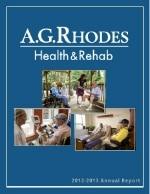 Annual Reports, A.G. Rhodes