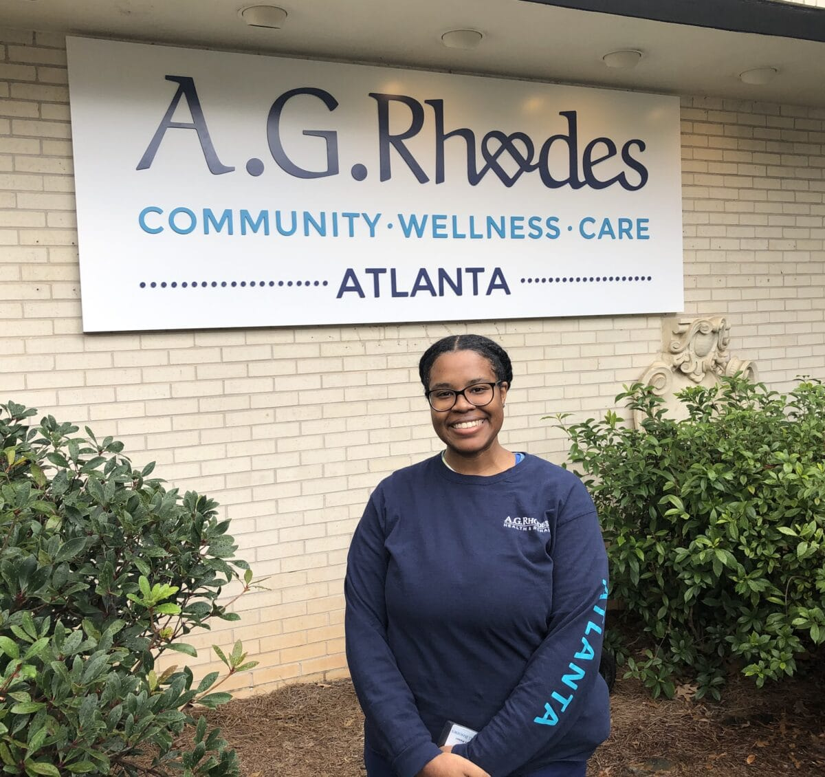 Employee Spotlight: Aleah Brown, CNA