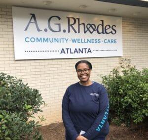 Employee Spotlight: Aleah Brown, CNA, A.G. Rhodes