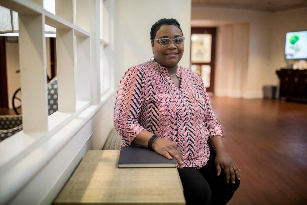 Employee Spotlight: Elizabeth Benn, CNA