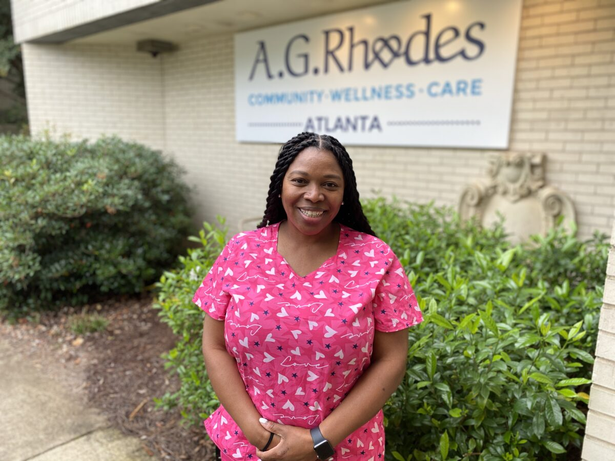 Employee Spotlight: Vernice Goodwin, CNA