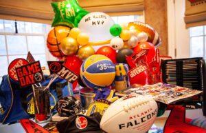 Dream Fulfillment: Virtual Sports Event for Mr. Harris, A.G. Rhodes