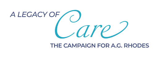 Legacy of care, A.G. Rhodes