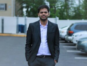 Employee Spotlight: Abhinay Sunkara, RN, A.G. Rhodes