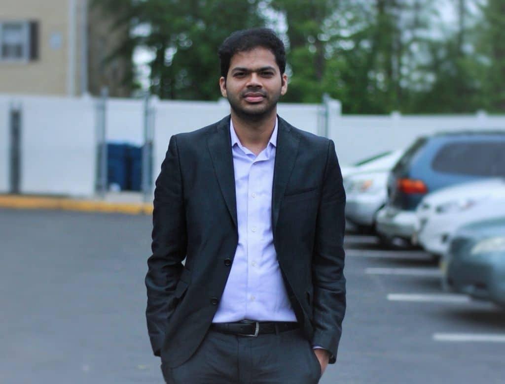 Employee Spotlight: Abhinay Sunkara, RN