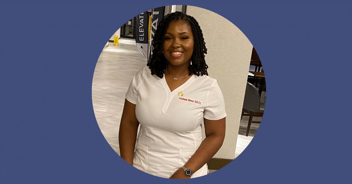 Employee Spotlight: Antanasia Bonner-Franklin, RN